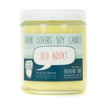 Book Lover's Candle