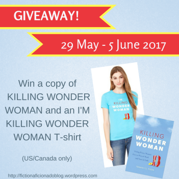 Killing Wonder Woman Giveaway