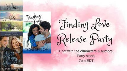 Finding Love Release Party