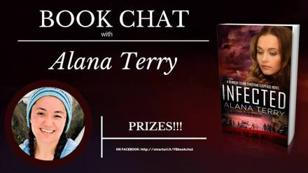Alana Terry Book Chat