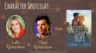 Character Spotlight Chad and Laila