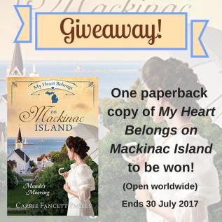 Mackinac Giveaway