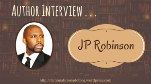 Author Interview JP Robinson