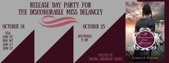 Dishonorable Miss Delancey