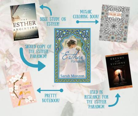 Esther project giveaway