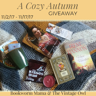 A Cozy Autumn Square giveaway