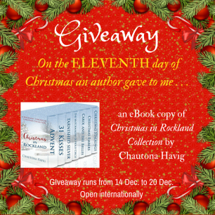 Christmas Giveaway Chautona Havig