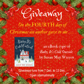 Christmas Giveaway Susie May