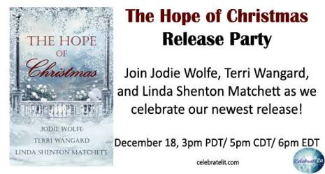 Hope of Christmas release party
