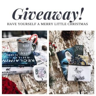 Mary Weber Giveaway