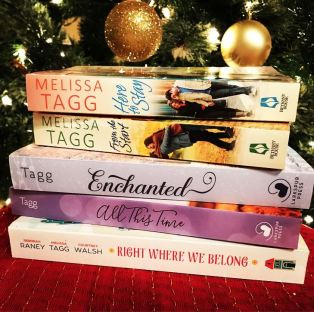 Melissa Tagg giveaway