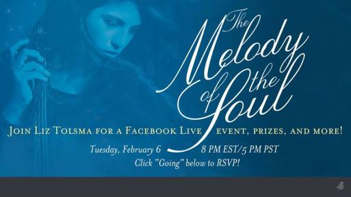 Melody of the Soul facebook event