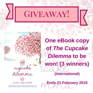 Cupcake Dilemma Giveaway