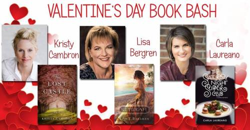 Valentine's Day Book Bash