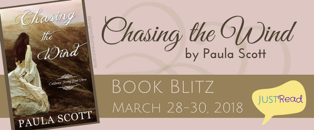28 March Chasing the Wind book blitz