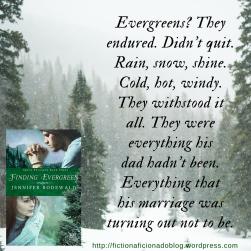 Evergreens didn't quit