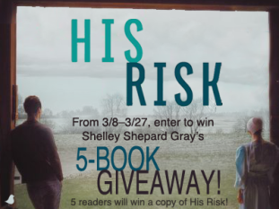His Risk giveaway