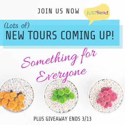 JustReads Giveaway