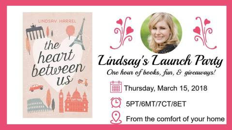 Lindsay's Launch Party
