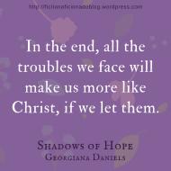 Troubles we face