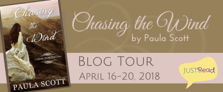 16 April Chasing the Wind blog tour
