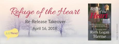 16 April Refuge of the Heart Take Banner
