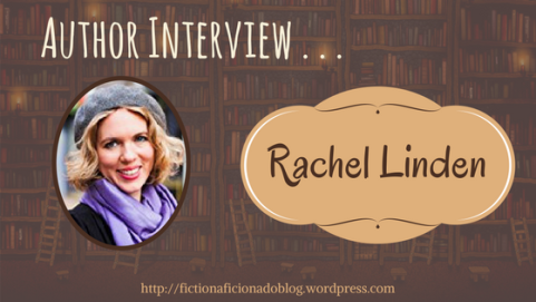 Author Interview Rachel Linden