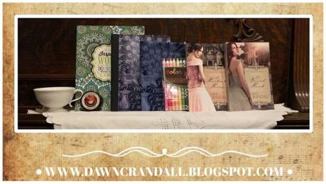 timeless giveaway dawn crandall