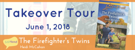1 June The Firefighter's Twins Takeover Tour