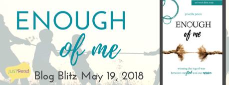 19 May Enough of Me blitz