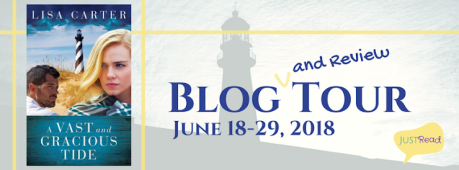 18 June A Vast and Gracious Tide Blog and Review Tour