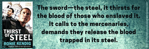 Review Banner Thirst of Steel
