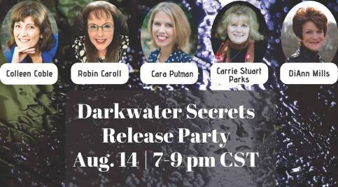 Darkwater Secrets party
