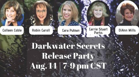 Darkwater Secrets party