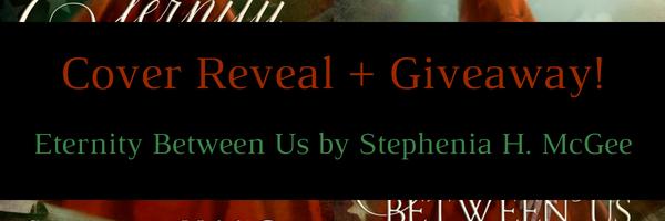 Eternity Between Us cover reveal banner