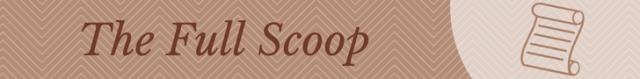 Full Scoop banner