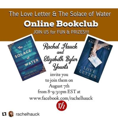 Love Letter and Solace of Water party