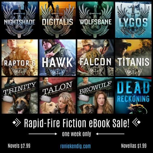 Rapid-Fire sale