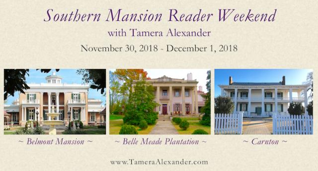 Tamara Alexander weekend