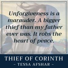Unforgiveness is a marauder